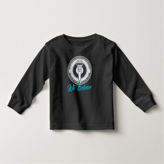 We Believe Toddler Dark Long Sleeve T-Shirt