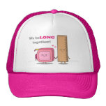 We belong together, Cute Couple in Love Cap