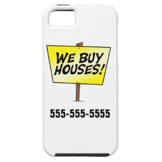 We Buy Houses iPhone 5 Covers