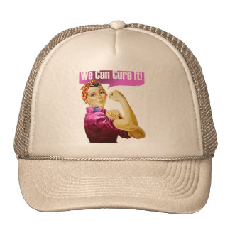 We Can Cure It!  Hat