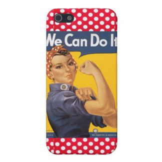 We can do it! iphone case iPhone 5 cases
