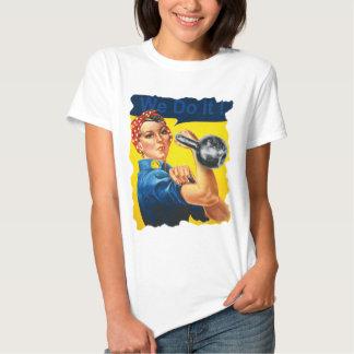 We Can Do It Kettlebell T-shirt