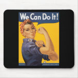 We Can Do It Mousepads