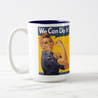 We Can Do It - Mug