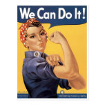 We Can Do It! Postcards