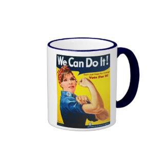 We Can Do It - Sarah Palin Mug