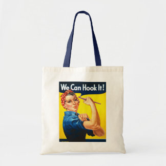 We Can Hook It! - bag