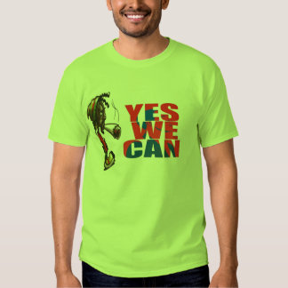 We can tshirt
