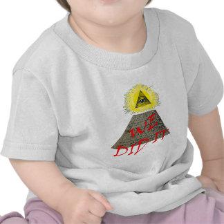 we did it illuminati t shirt