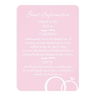 We Do Wedding 11 Cm X 16 Cm Invitation Card