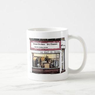 We don't do duvets Mug