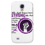 We don't know how STRONG we are... Galaxy S4 Case