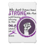 We don't know how STRONG we are... iPad Mini Cover
