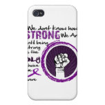 We don't know how STRONG we are... iPhone 4 Cases