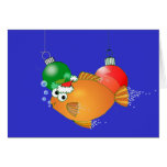 We Fish you a Merry Christmas! Cards