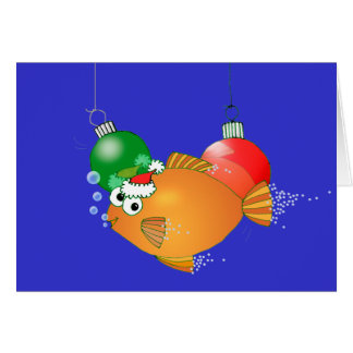 We Fish you a Merry Christmas Cards