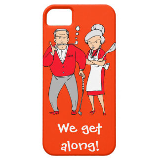 We get along iPhone 5 case