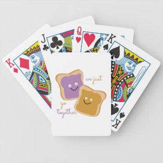 We Go Together Poker Deck
