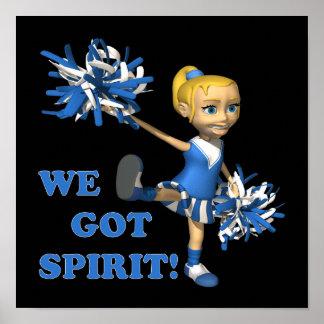 We Got Spirit Posters