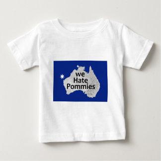 We Hate Pommies Logo Infant's T-Shirt