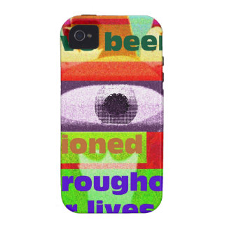 We have been conditioned throughout our lives iPhone 4/4S cases