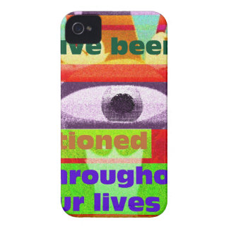 We have been conditioned throughout our lives iPhone 4 covers