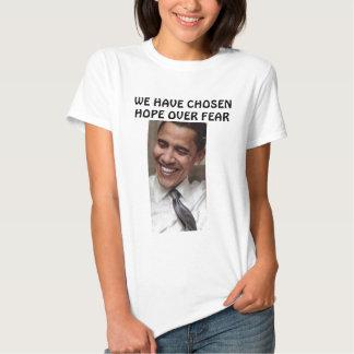 WE HAVE CHOSEN HOPE. lady Obama shirt