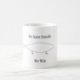 We have Fossils Coffee Mug