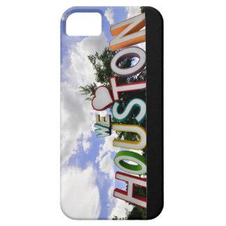 we heart houston iPhone 5/5S cases