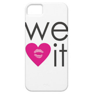 We Heart It iPhone 5 Case