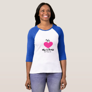 We Heart Mike & Brenda T-Shirt