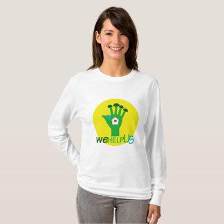 we help us T-Shirt