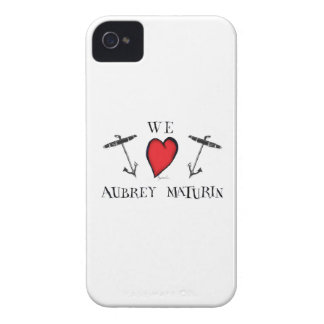 we love aubrey maturin, tony fernandes iPhone 4 covers
