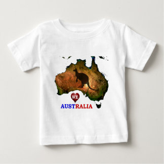 WE LOVE AUSTRALIA. BABY T-Shirt