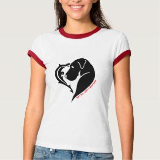 We love black Great Danes! T-Shirt