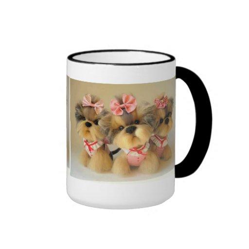 We love Dogs. Coffee Mugs