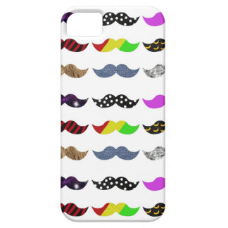 We love H afternoon mustaches iPhone 5 Covers