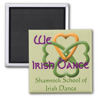 We love Irish Dance Magnet
