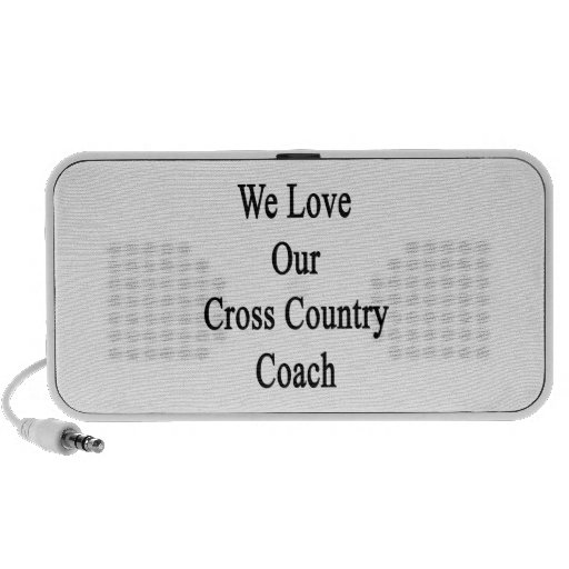 We Love Our Cross Country Coach Travel Speakers