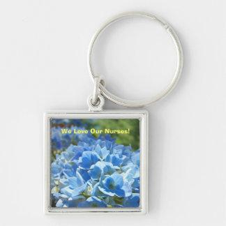 We Love Our Nurses! gift trinkets Nursing week Key Chain