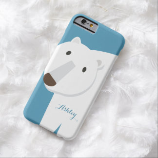 We Love Polar Bears - Save the Polar Bear Barely There iPhone 6 Case