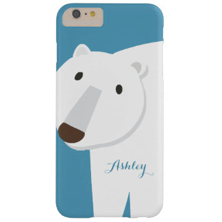 We Love Polar Bears - Save the Polar Bear Barely There iPhone 6 Plus Case