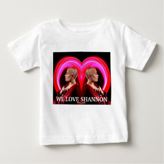 WE LOVE SHANNON KIDS SHIRT