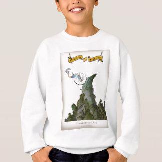 we love yorkshire born and bred sweatshirt