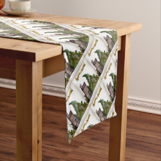 we love yorkshire boutique hotel short table runner