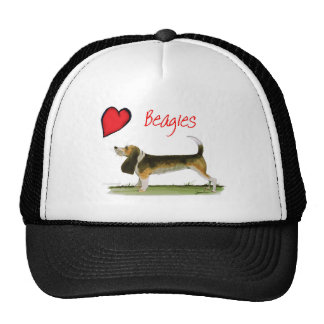 we luv beagles from tony fernandes cap