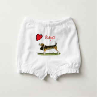 we luv beagles from tony fernandes nappy cover