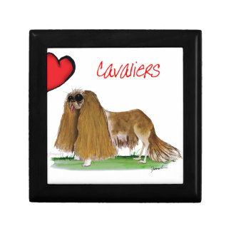 we luv cavaliers from tony fernandes gift box