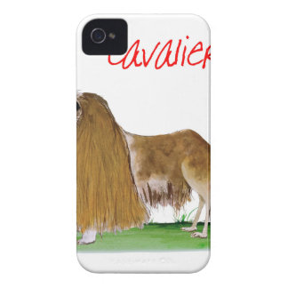 we luv cavaliers from tony fernandes iPhone 4 Case-Mate case