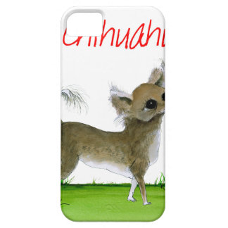 we luv chihuahuas from tony fernandes case for the iPhone 5